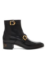 Gucci Black Ebal Boots