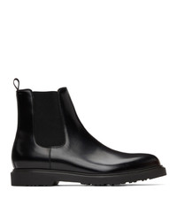 Paul Smith Black Lambert Chelsea Boots