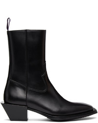 Eytys Black Luciano Boots