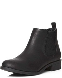 Black May Chelsea Boots