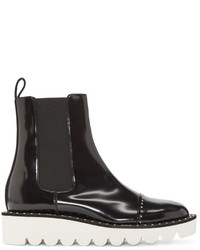 Black odette chelsea boots medium 793966