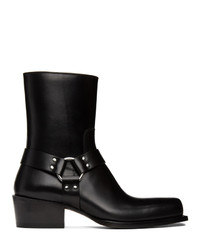 DSQUARED2 Black Rider Boots