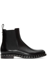 dd9586a41a7f4 Men s Leather Chelsea Boots by Valentino   Men s Fashion