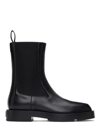 Givenchy Black Show Chelsea Boots