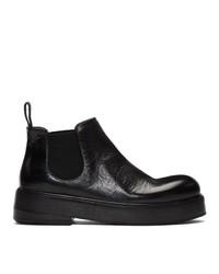 Marsèll Black Zuccolona Beatles Boots
