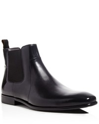 Hugo Boss Boss Hubot Leather Chelsea Boots