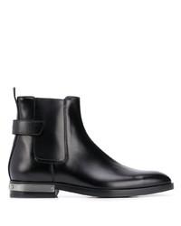 Balmain Buckle Ankle Boots