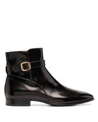 Tod's Buckle Detail Ankle Boots