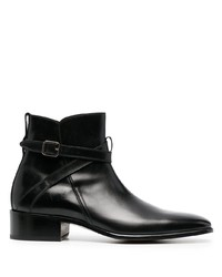 Tom Ford Buckled Ankle Boots