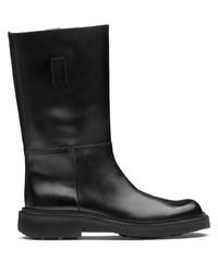 Prada Calf Length Boots