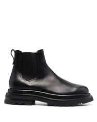 Giorgio Armani Chelsea Ankle Boots