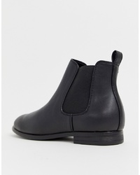 Jack & Jones Chelsea Boots In Black