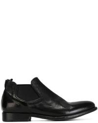 Alberto Fasciani Classic Chelsea Boots