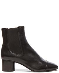 Isabel Marant Dan Chelsea Leather Boots