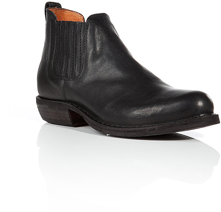 FIORENTINI + BAKER Leather Ankle Boots New Cheap Online 2018 Discount  Outlet Discount Authentic Best Seller Cheap Price Outlet Really pYIWmykG