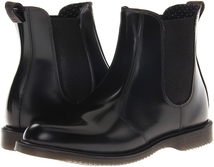 Dr. Martens Flora Chelsea Boot Lace Up Boots | Where to buy & how ...
