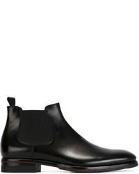 Giorgio Armani Classic Chelsea Boots
