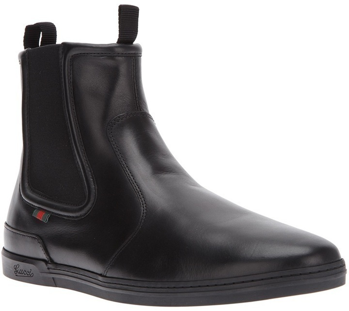 Gucci Sporty Chelsea Boot