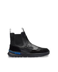 Prada High Top Boot Sneakers