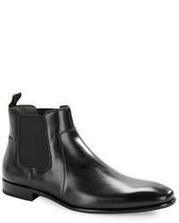 Hugo Boss Hubot Leather Chelsea Boot