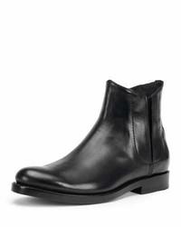 Frye Jet Chelsea Boot Black