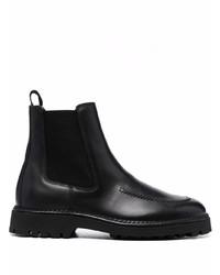 Kenzo K Mount Leather Chelsea Boots
