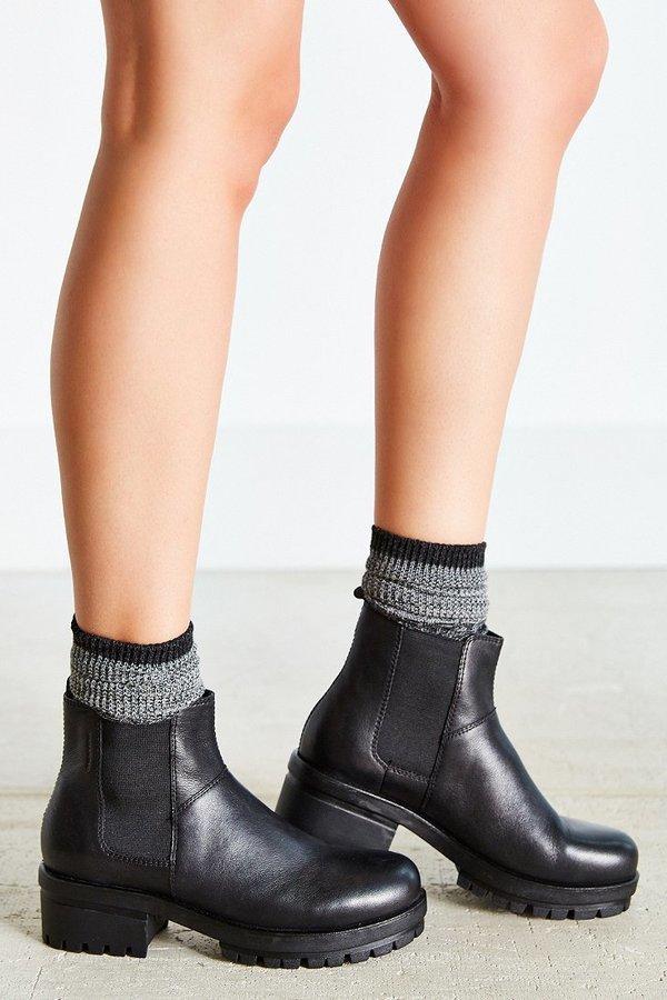 bc4b0268ef22 Vagabond Kayla Platform Chelsea Boot, $170 | Urban Outfitters ...