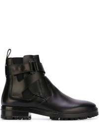 Lanvin Strap Fastening Chelsea Boots