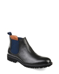 THOMAS AND VINE Maddox Lugged Chelsea Boot