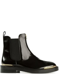 Marni Chelsea Zip Front Boots