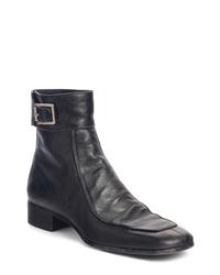 Saint Laurent Miles Zip Boot