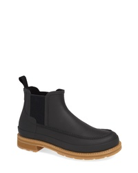 Hunter Moc Toe Waterproof Chelsea Boot