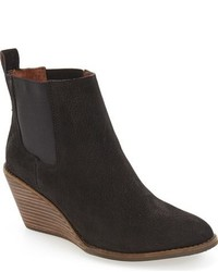Lucky Brand Pallet Wedge Chelsea Boot