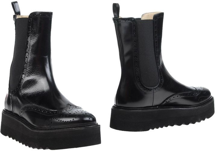 PALOMA BARCELÓ Ankle boots exclusive cheap sale sale with mastercard online best place cheap online 7TAdpke0zP
