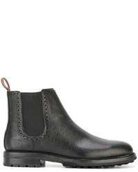 b1287a2c12b Men's Black Boots by Polo Ralph Lauren | Men's Fashion | Lookastic.com