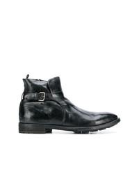 Officine Creative Princeton Derby Boots