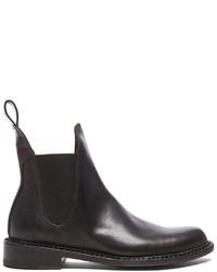 Rag and Bone Rag Bone Dartford Chelsea Leather Boots