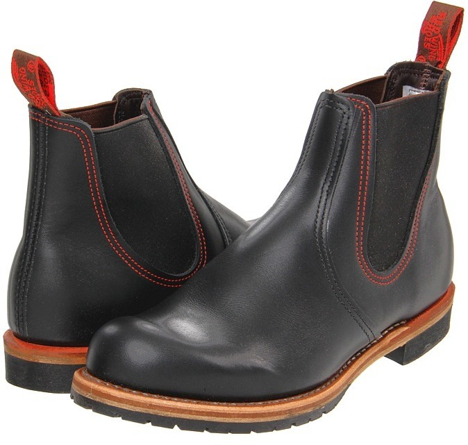 Red Wing Shoes Red Wing Heritage Chelsea Rancher | Where to buy ...