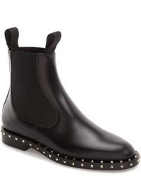 Valentino Garavani Rockstud Chelsea Boot