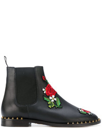 Rose patch chelsea boots medium 5144656