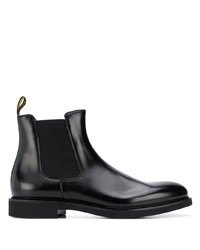 Doucal's Round Toe Chelsea Boots