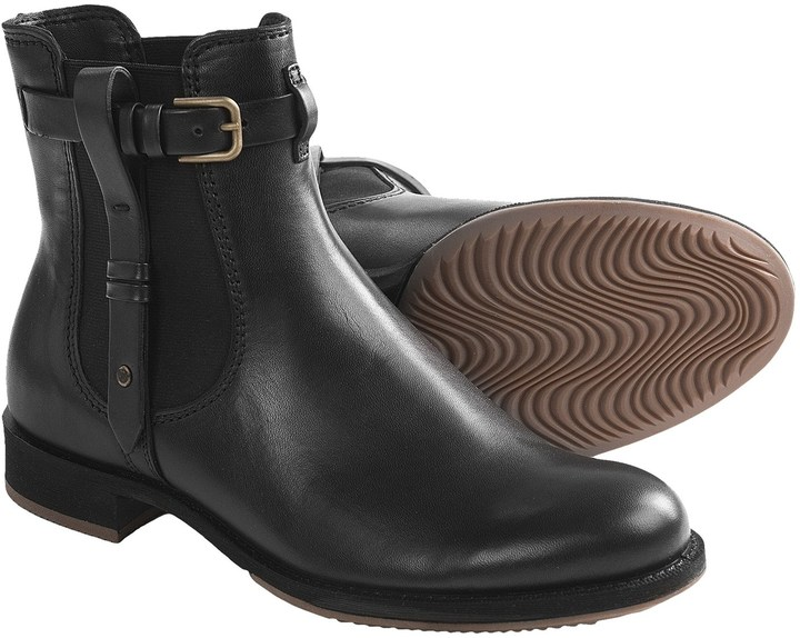 ... Black Leather Chelsea Boots Ecco Saunter Chelsea Boots Leather