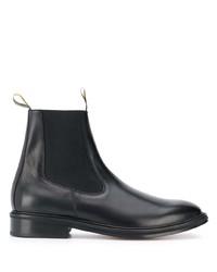 Lanvin Slip On Chelsea Boots