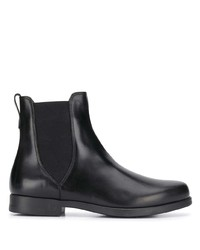 Salvatore Ferragamo Tom Slip On Ankle Boots