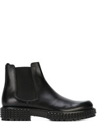 Valentino Rockstud Chelsea Boots