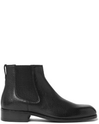 Tom Ford Wilson Full Grain Leather Chelsea Boots