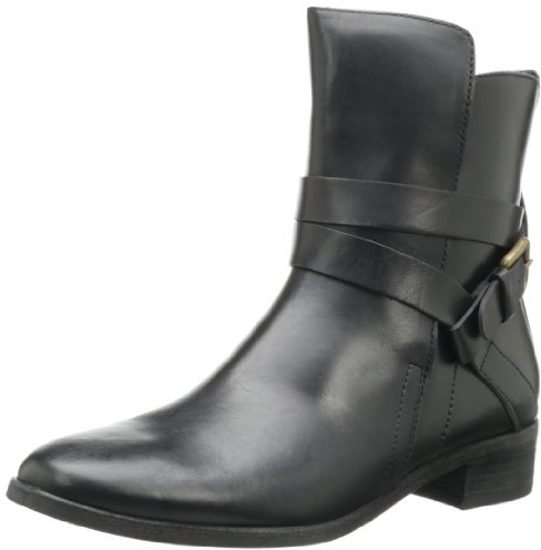 ab108db7f80a8 Wrapped Strap Flat Ankle Boot