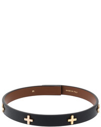 Givenchy Micro Stud Choker Necklace