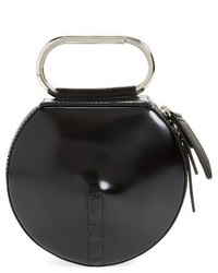 3.1 Phillip Lim Alix Leather Circle Clutch