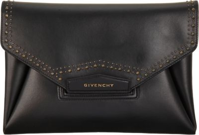 7fda8eeccd Givenchy Antigona Envelope Clutch 1 315 Barneys New York. Handbags At  Barneys